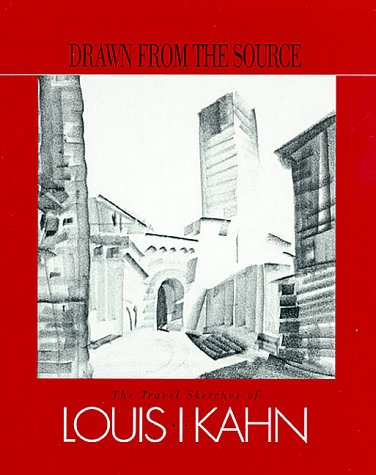 9780262600262: Drawn from the Source: The Travel Sketches of Louis Kahn