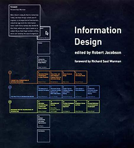 9780262600354: Information Design (MIT Press)