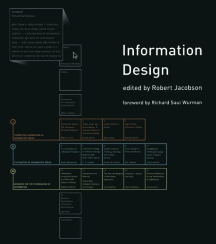 9780262600354: Information Design (MIT Press)