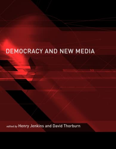 9780262600637: Democracy and New Media (Media in Transition)