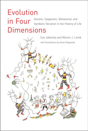 9780262600699: Evolution in Four Dimensions: Genetic, Epigentic, Behavioral and Symbolic Variation in the History of Life (Life & Mind: Philosophical Issues in Biology & Psychology)