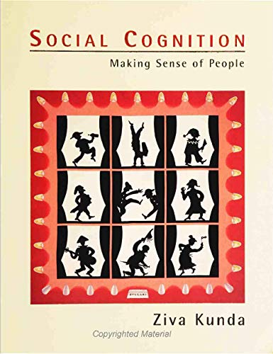 9780262611435: Social Cognition: Making Sense of People