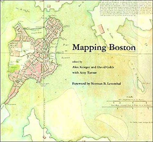 9780262611732: Mapping Boston (MIT Press)