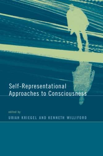 9780262612111: Self-Representational Approaches to Consciousness