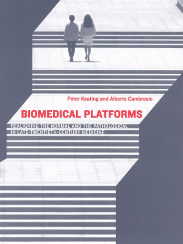 9780262612159: Biomedical Platforms: Realigning the Normal and the Pathological in Late-Twentieth-Century Medicine (Inside Technology)