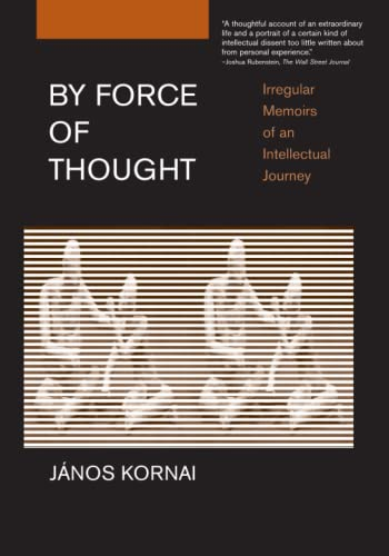9780262612241: By Force of Thought: Irregular Memoirs of an Intellectual Journey (MIT Press)