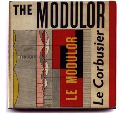 9780262620062: Le Corbusier: Modulor 1 (Pr Only)