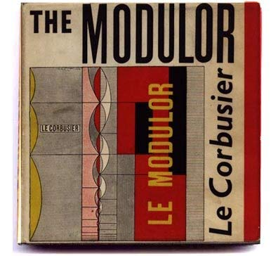 9780262620062: Le Corbusier: Modulor 1 (Pr Only)