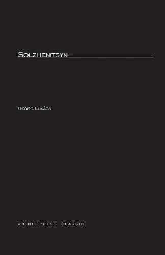 9780262620215: Solzhenitsyn