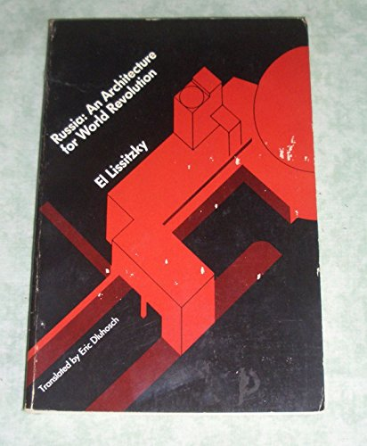 9780262620475: Russia: An Architecture for World Revolution