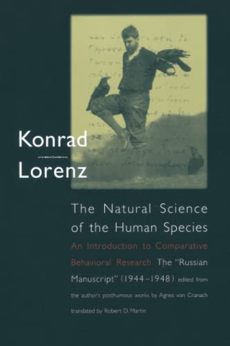 9780262621205: The Natural Science of the Human Species: An Introduction to Comparative Behavioral Research: The