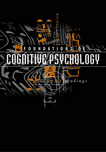 9780262621595: Foundations of Cognitive Psychology: Core Readings (Bradford Books)