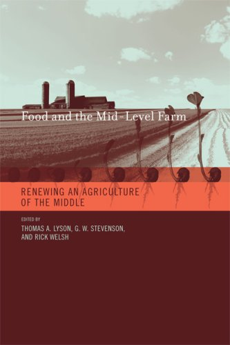 9780262622158: Food and the Mid-Level Farm: Renewing an Agriculture of the Middle (Food, Health, and the Environment)