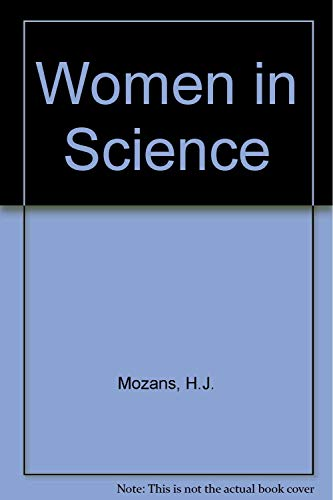 9780262630542: Woman in Science