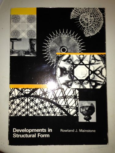 9780262630887: Developments in Structural Form