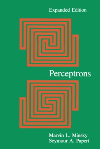 9780262631112: Perceptrons: Introduction to Computational Geometry
