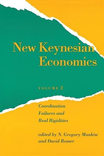 New Keynesian Economics: Coordination Failures and Real
