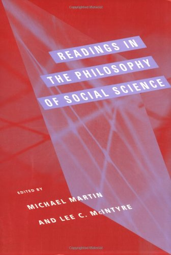 9780262631518: Readings in the Philosophy of Social Science (MIT Press)