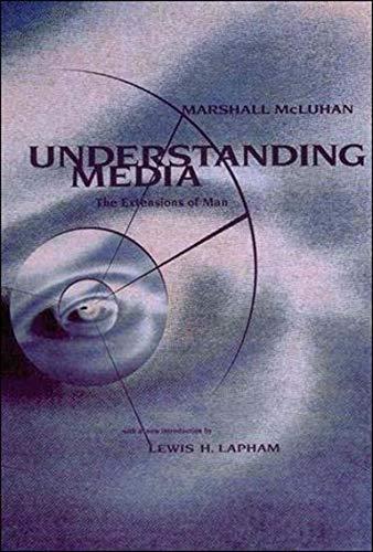 9780262631594: Understanding Media: The Extensions of Man