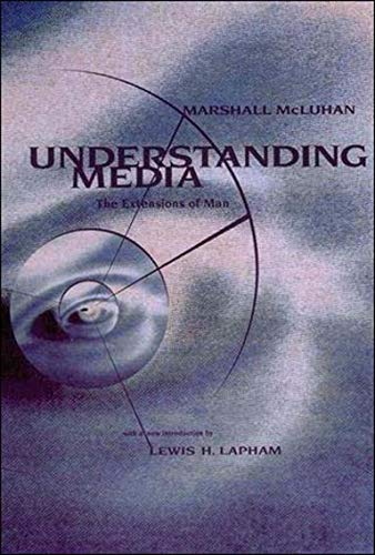 9780262631594: Understanding Media: The Extensions of Man