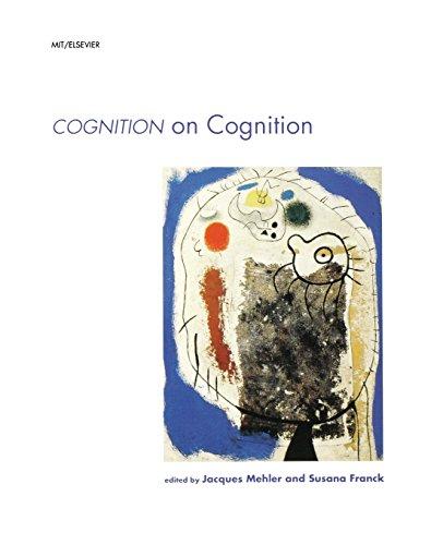 Cognition on Cognition (Paperback)