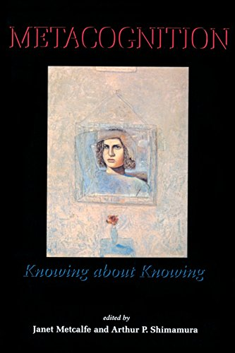 9780262631693: Metacognition: Knowing about Knowing