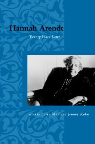 9780262631822: Hannah Arendt: Twenty Years Later (Studies in Contemporary German Social Thought)