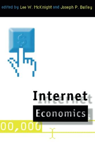 9780262631914: Internet Economics (Paper)