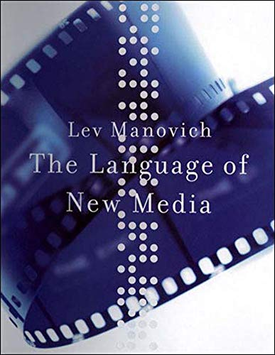 9780262632553: The Language of New Media (Leonardo Books)
