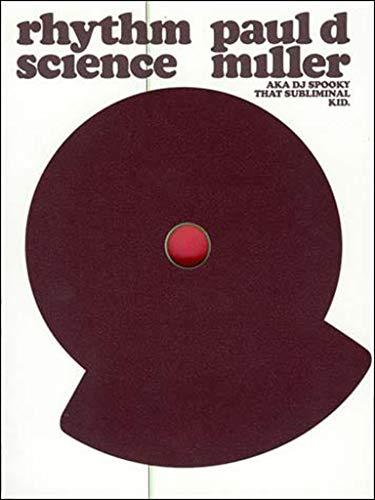 9780262632874: Rhythm Science (Mediaworks Pamphlets)