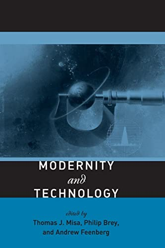 9780262633109: Modernity and Technology