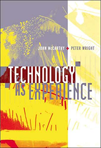 9780262633550: Technology as Experience (The MIT Press)