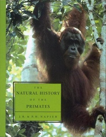 9780262640336: The Natural History of the Primates
