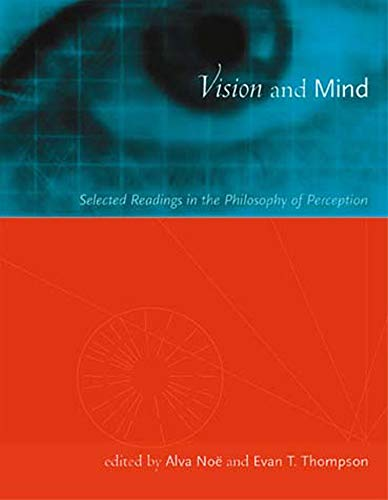 9780262640473: Vision and Mind: Selected Readings in the Philosophy of Perception (Bradford Books)