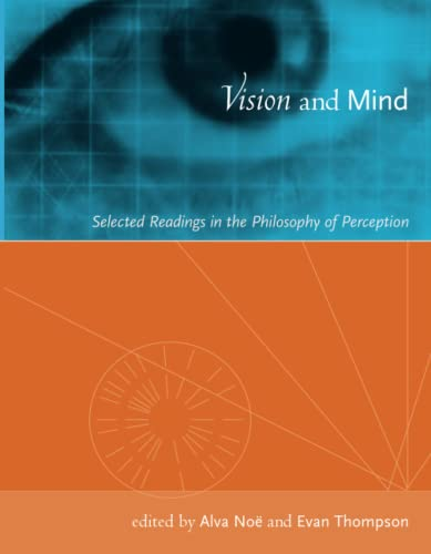9780262640473: Vision and Mind: Selected Readings in the Philosophy of Perception