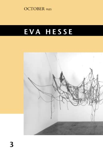 9780262640497: Eva Hesse (October Files)