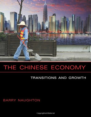 9780262640640: The Chinese Economy: Transitions And Growth