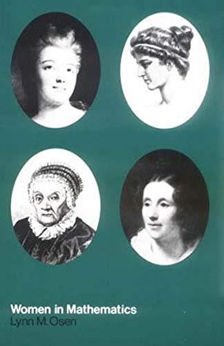 9780262650090: Women in Mathematics (MIT Press)