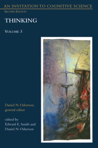 9780262650434: Thinking: An Invitation to Cognitive Science, Vol. 3, 2nd Edition