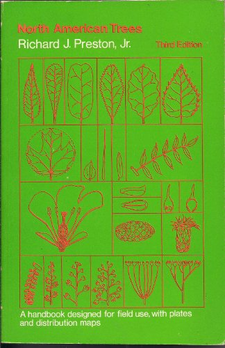 9780262660310: North American Trees, 3rd Edition