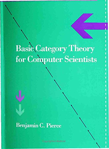9780262660716: Basic Category Theory for Computer Scientists (Foundations of Computing)