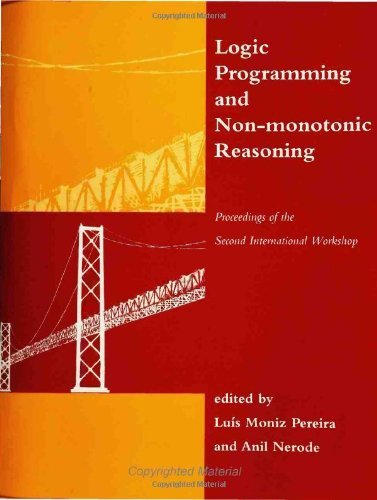 9780262660839: Logic Programming and Non-Monotonic Reasoning: Proceedings of the Second International Workshop 1993: Proceedings of the Second International Workshop 2nd