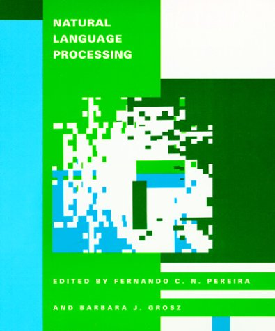 Natural Language Processing (Special Issues of Artificial: Fernando C.N. Pereira