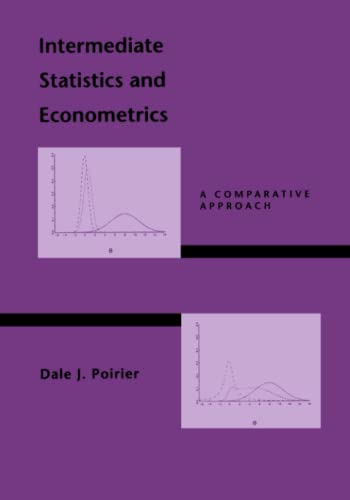 9780262660945: Intermediate Statistics and Econometrics: A Comparative Approach