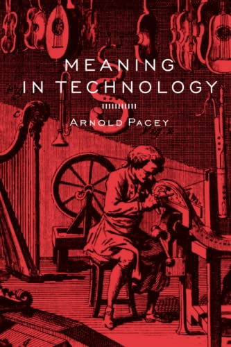 9780262661201: Meaning in Technology (MIT Press)