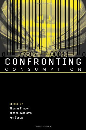 9780262661287: Confronting Consumption (The MIT Press)