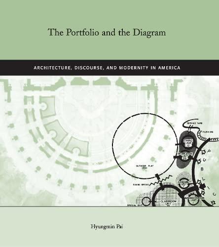 9780262661959: The Portfolio and the Diagram: Architecture, Discourse, and Modernity in America