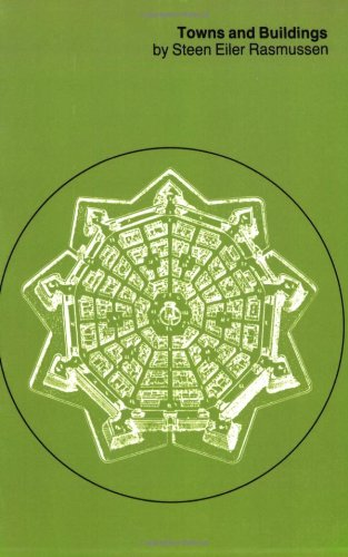 9780262680110: Towns and Buildings (MIT Press)