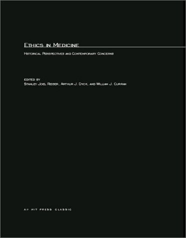 9780262680295: Ethics in Medicine: Historical Perspectives and Contemporary Concerns