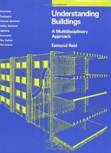 9780262680547: Understanding Buildings: A Multidisciplinary Approach